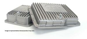 Tci 528300 Automatic Transmission Pan Stock Aluminum Natural Gm Powerglide
