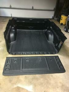 New Take Off 2015 2019 Chevy Colorado Gmc Canyon Bed Liner And Tailgate Liner