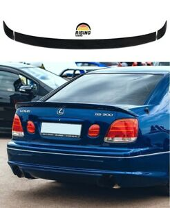 Junction Produce Style Ducktail For Lexus Gs300 Gs430 400 Trunk Spoiler Lip Wing