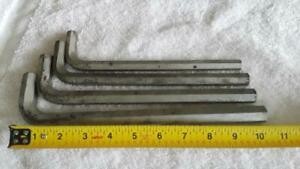 Snap On Large Sae Hex Allen Wrenches