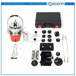 Portable Pneumatic Air Pressure Kit Brake And Clutch Bleeder Valve System Kit