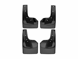 Weathertech Custom No Drill Mudflaps For 2020 Jeep Gladiator Rubicon