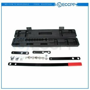 16 Pcs Wrench Serpentine Belt Tension Tool Kit Automotive Repair Service Kit