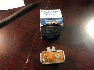Nos Ford Instrument Voltage Regulator 1960 66 Galaxie Mustang Fairlane Falcon