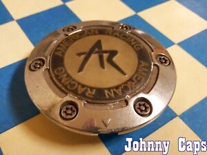 American Racing Wheels 52 Used Chrome Center Cap Bc 231b Custom Cap qty 1
