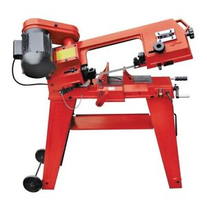 1 Hp 4 In X 6 In Horizontal vertical Metal Cutting Band Saw New 0 Ship