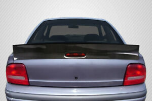Carbon Creations Rbs Wing Spoiler 1 Piece For 1995 1999 Neon
