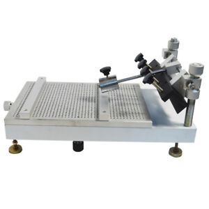Intbuying New Stencil Printer Pcb Solder Paste Printing Machine 300x400mm