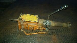 1964 Ford Galaxie 390 4 Speed Toploader Transmission Very Rare Xl Shift Plate