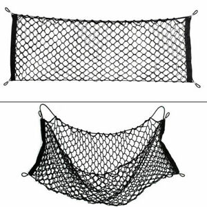 Envelope Style Trunk Cargo Net For Ford Mustang 2015 2016 2017 2018 2019