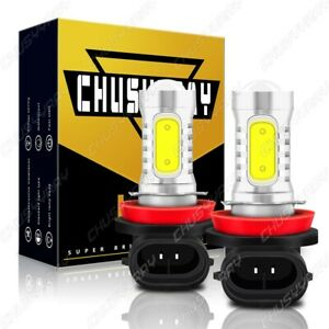 1 Pair Error Free H11 Led Projector Fog Light Bulb For Bmw E90 328 335i 325xi