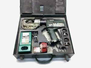Greenlee 1240 Battery Crimping Tool