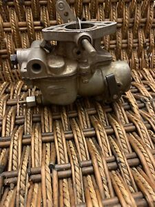 Model A Ford Zenith 2 Carburetor Made In Usa Looks Clean Vintage Automotive Part