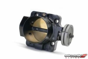 Skunk2 Throttle Body 70mm Black Civic del Sol integra