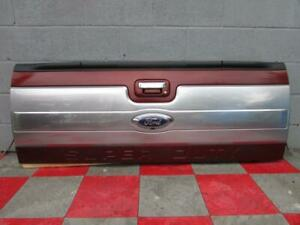2013 2016 Ford Super Duty Platinum Tailgate W Step Camera Finish Panel F250