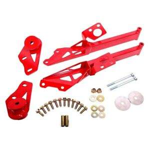 For Ford Mustang 2015 2019 Bmr Suspension Cb762r Subframe Support Brace System