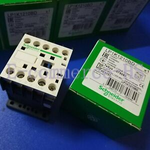 1pc New In Box Schneider Telemecanique Contactor Lp1k1210bd Free Shipping