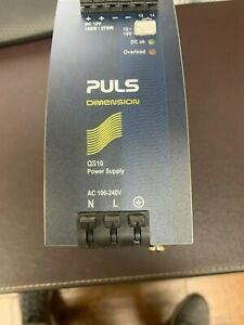 Puls Dimension Qs10 Qs10 121 Power Supply Pre owned
