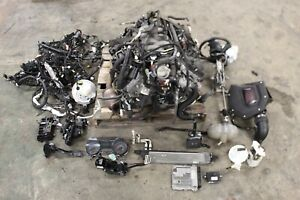 2018 Ford Mustang Gt 5 0 Coyote V8 Oem Engine 10r80 Auto Trans Swap 8 979 Miles