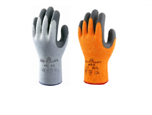 Showa Atlas 451 454 Therma Fit Insulated Gloves Sizes S m l xl