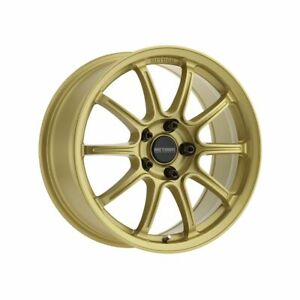 One 1 18x8 Method Race Mr503 Rally Et 42 Gold 5x4 5 Wheel Rim
