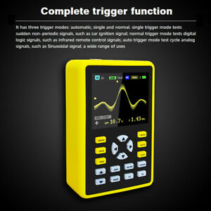 Handheld Digital Oscilloscope 100mhz 500ms s Dso 2 4 Inch Ips Lcd Display L1i8