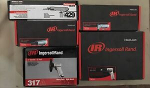 Set Ingersoll Rand Air Tool 5 Pieces