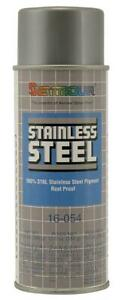 Stainless Steel Rust Protective Spray Paint Stainless Steel Spray 16 Oz Can