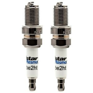Pulstar Be2ht8 Spark Plug Pack Of 2