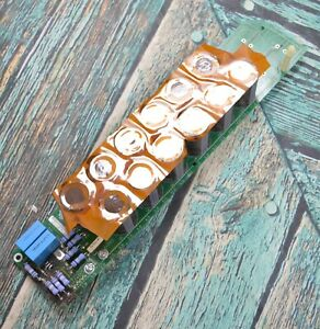Reliance Electric 56961 a Came From 15hp Drive Capacitor Board Tested