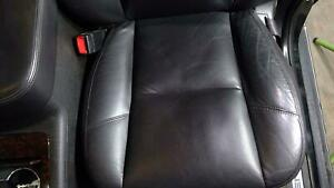 2010 11 Gmc Yukon Denali Lh Driver Side Black 197 Leather Front Seat Oem