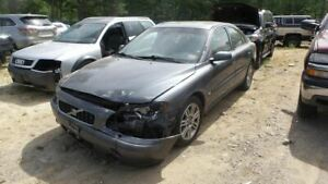 Console Front Floor Without Car Phone Fits 04 Volvo 60 Series 486607