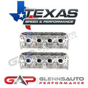 Texas Speed Precision Race Components 2014 5 3l L83 Cnc Ported Cylinder Heads
