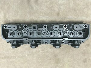 66 69 Ford Fairlane Oem 390 Gt Fe 14 Bolt Cast Iron Cylinder Head 406 427 428