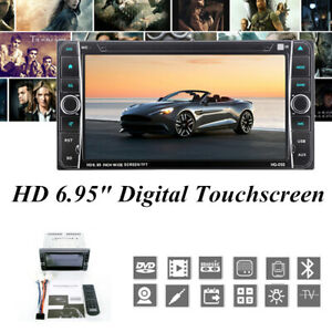 Android Car 6 95 Touchscreen Player Reversing Image Wireless Remote Fits Toyota