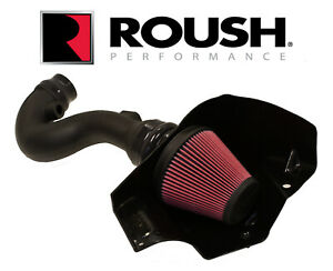 2005 2009 Ford Mustang Gt 4 0l V6 Cold Air Intake Kit Roush 402098