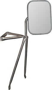 Large Pickup Truck Mirror Tripod Stainless Steel New