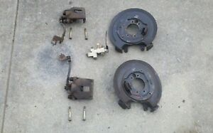 Jeep Dana 35 Rear Disc Brake Conversion Kit Cherokee