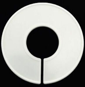 New Blank Round Size Dividers For Retail Clothing Racks 20pk