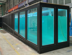 Shipping Container Swimming Pool 20ft Catalog