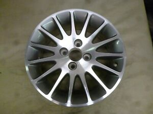 2004 2005 Honda Civic 15 Inch Machined W charcoal Alloy Hollander 63874a