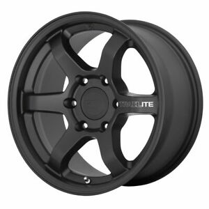 Four 4 17x8 5 Motegi Trailite Et 18 Black 6x139 7 6x5 5 Wheels Rims