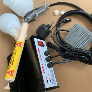 Portable 5 speed Electrostatic Powder Coating System Paint Gun Coat 220v 110v Z