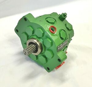 Genuine Deere Ar101288 Hydraulic Pump 310 410 500 640 740 670 Ar52952 Ar99845