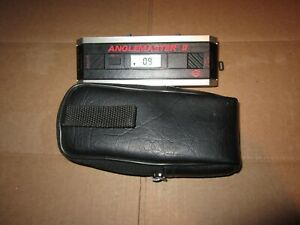 Spicer Dana Anglemaster 2 Digital Protractor Electronic Level And driveshaft