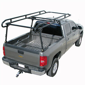 Truck Ladder Lumber Rack Contractor Pickup Loads Up To 1500 Lbs Full Size