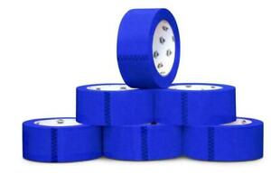 Blue Packing Tape Rolls Moving Tape 110 Yard X 2 Inch 2mil Thick 12 Rolls