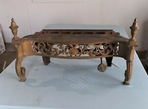 Vintage Humphery Radiant Fire Gas Fireplace Heater Parts Or Repair