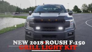 2018 2020 Roush F 150 Grill Led Light Package W Switch Panel Patented 18 19 2