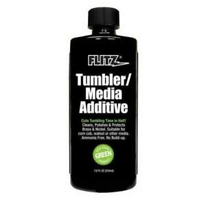Flitz Tumbler Media Additive 7.6 oz Bottle #TA 04885 $20.39